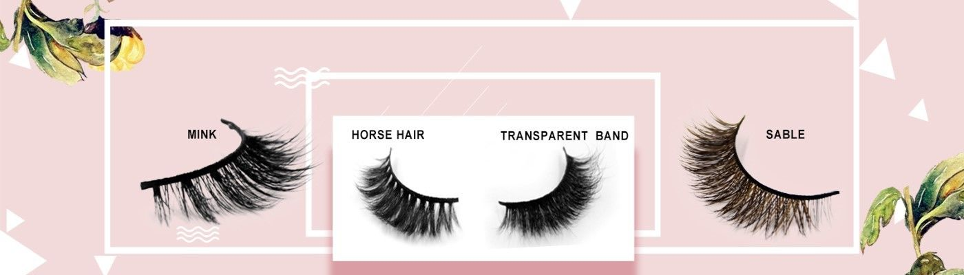 China best Natural Mink Eyelashes on sales