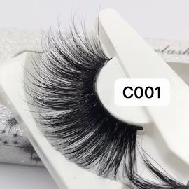 30MM REAL MINK EYELASN OVERLENGTH HIGH QUALITY EYELASH