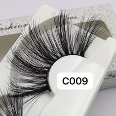 5D~8D DRAMATIC WHOLESALE FASHION REAL MINK EYELASH