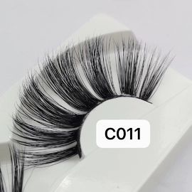 NATURAL 3D~5D MINK EYELASHES HANDMADE CRULTY FREE REAL MINK EYELASH