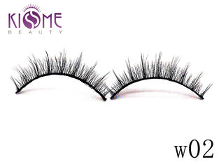 China Demi Wispies Faux Mink Eyelashes Fashion Mink 3d Hair Lashes Private Label factory