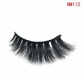 China Party Reusable 3D Handmade False Lashes Natural False Eyelashes Luxuriously Lightweight factory