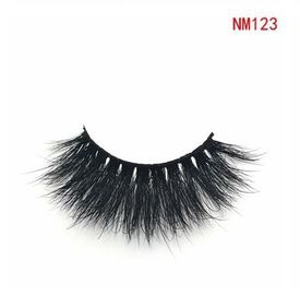 China Comfortable 3d Mink Fur Lashes 100% Real Siberian Unique 3d Lashes With OEM factory