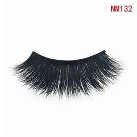 Daily Hand Made 3D Mink Eyelashes Natural False Eyelashes For Beauty NM132