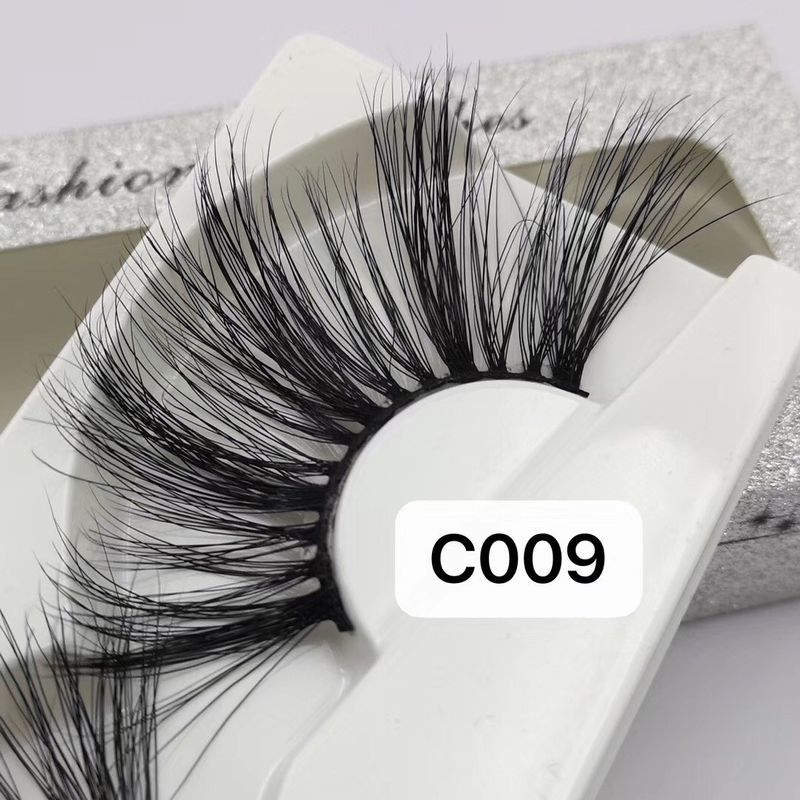 5D~8D DRAMATIC WHOLESALE FASHION REAL MINK EYELASH supplier