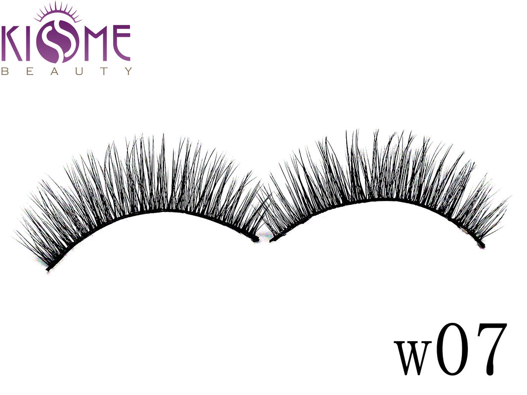 Volume Fashion Mink And Silk Lashes Faux Mink Individual Lashes For Daily supplier