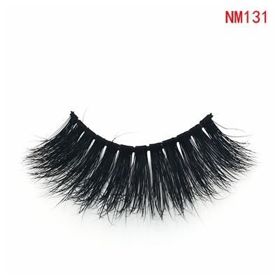 Comfortable 3D Mink Eyelashes Women Natural Looking Eyelashes Fashion Style supplier